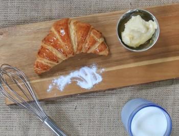 Croissant  Βουτύρου